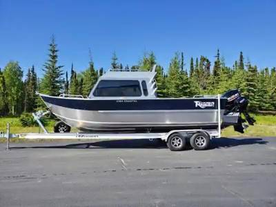"2020 Raider Boats 2384 Coastal  ""Sold"" in Soldotna, Alaska"