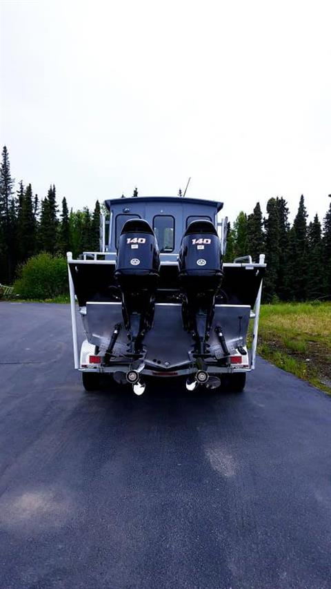 2020 Raider Boats 2484 Voyager SOLD!!!!! in Soldotna, Alaska - Photo 3