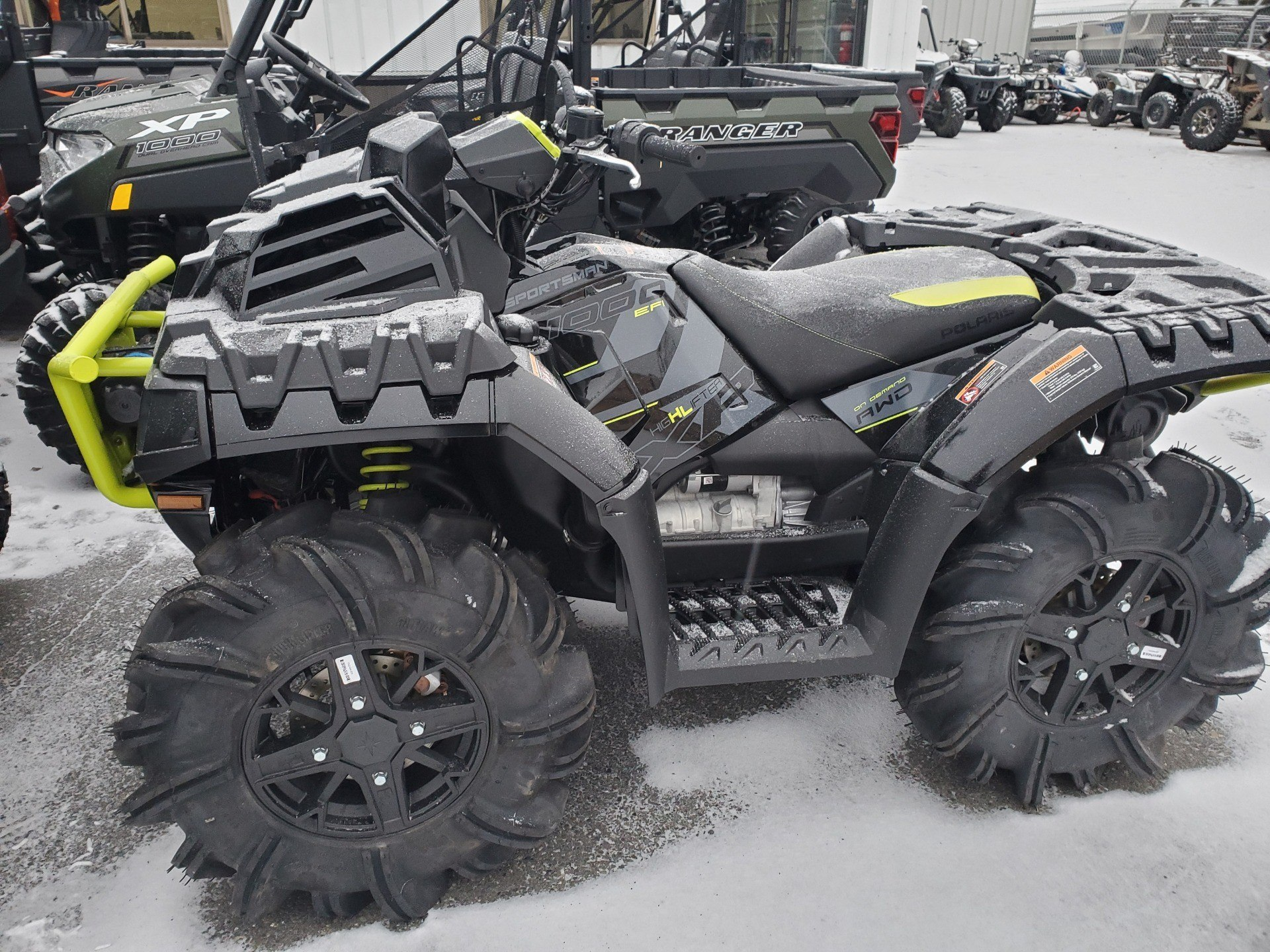 2020 Polaris Sportsman XP 1000 High Lifter Edition in Soldotna, Alaska - Photo 2