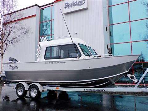 "2020 Raider Boats 220 Pro Fish  ""SOLD"" in Soldotna, Alaska - Photo 1"