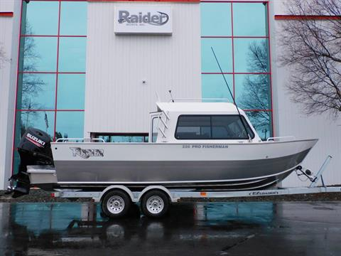 "2020 Raider Boats 220 Pro Fish  ""SOLD"" in Soldotna, Alaska - Photo 2"