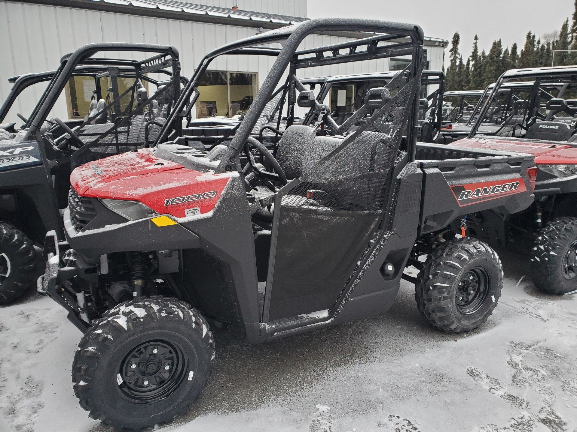 2020 Polaris Ranger 1000 EPS in Soldotna, Alaska - Photo 2