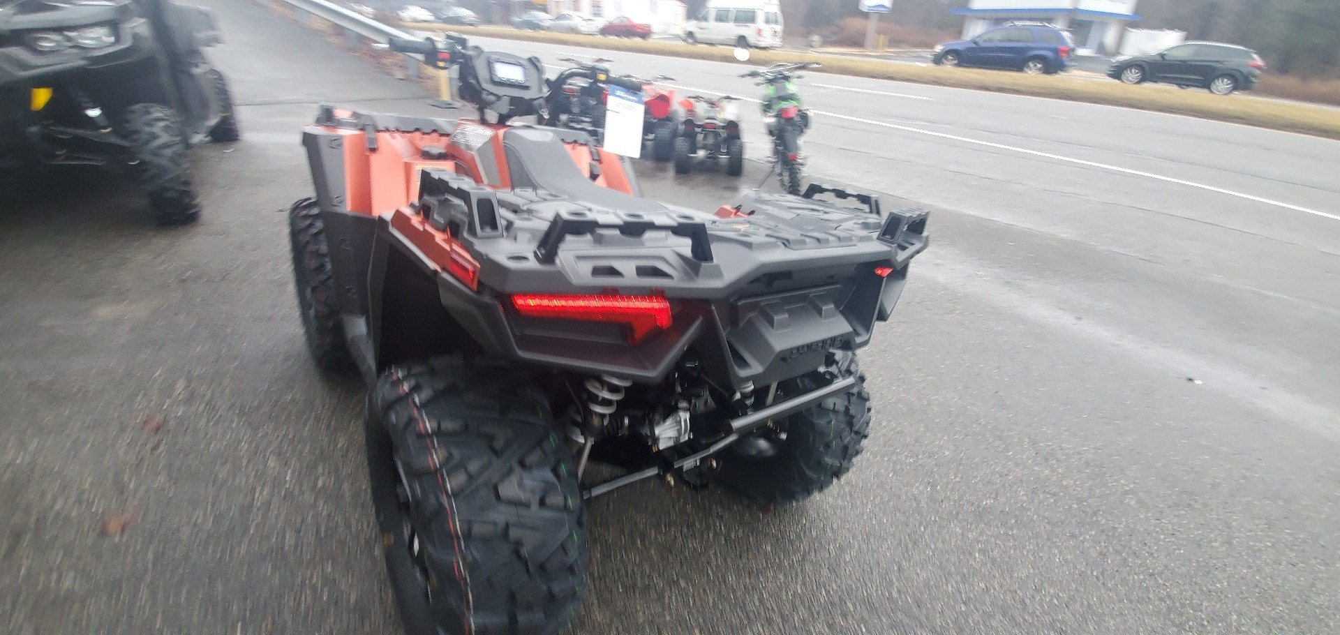 2020 Polaris Sportsman 850 Premium in Ledgewood, New Jersey - Photo 9