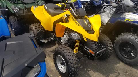 2018 Can-Am DS 250 in Ledgewood, New Jersey