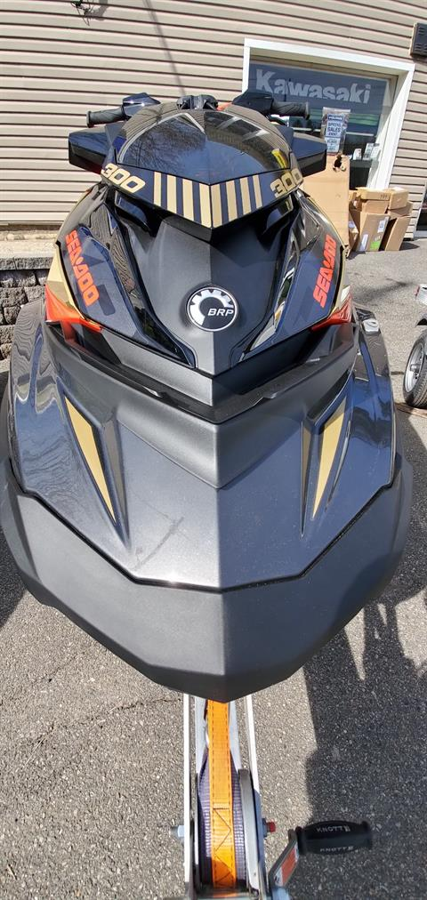 2019 Sea-Doo RXP-X 300 iBR in Ledgewood, New Jersey - Photo 8