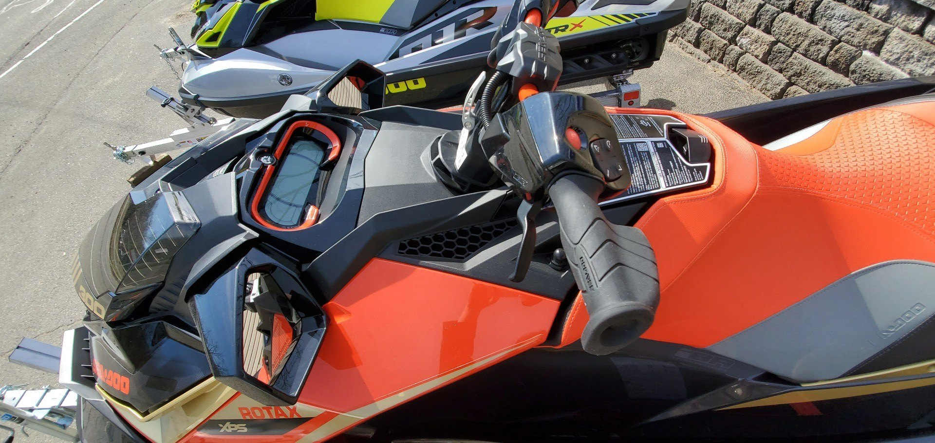 2019 Sea-Doo RXP-X 300 iBR in Ledgewood, New Jersey - Photo 6
