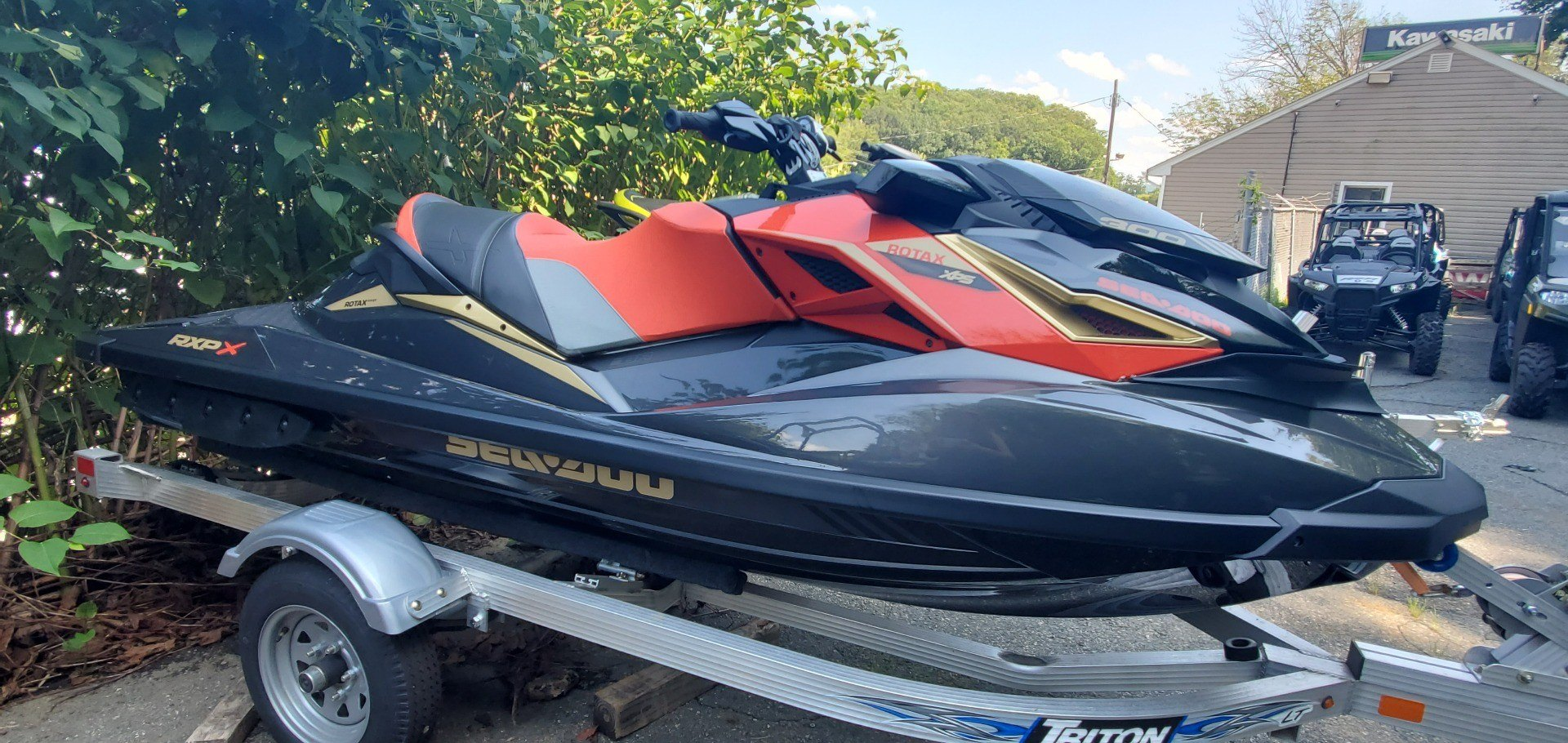 2019 Sea-Doo RXP-X 300 iBR in Ledgewood, New Jersey - Photo 4