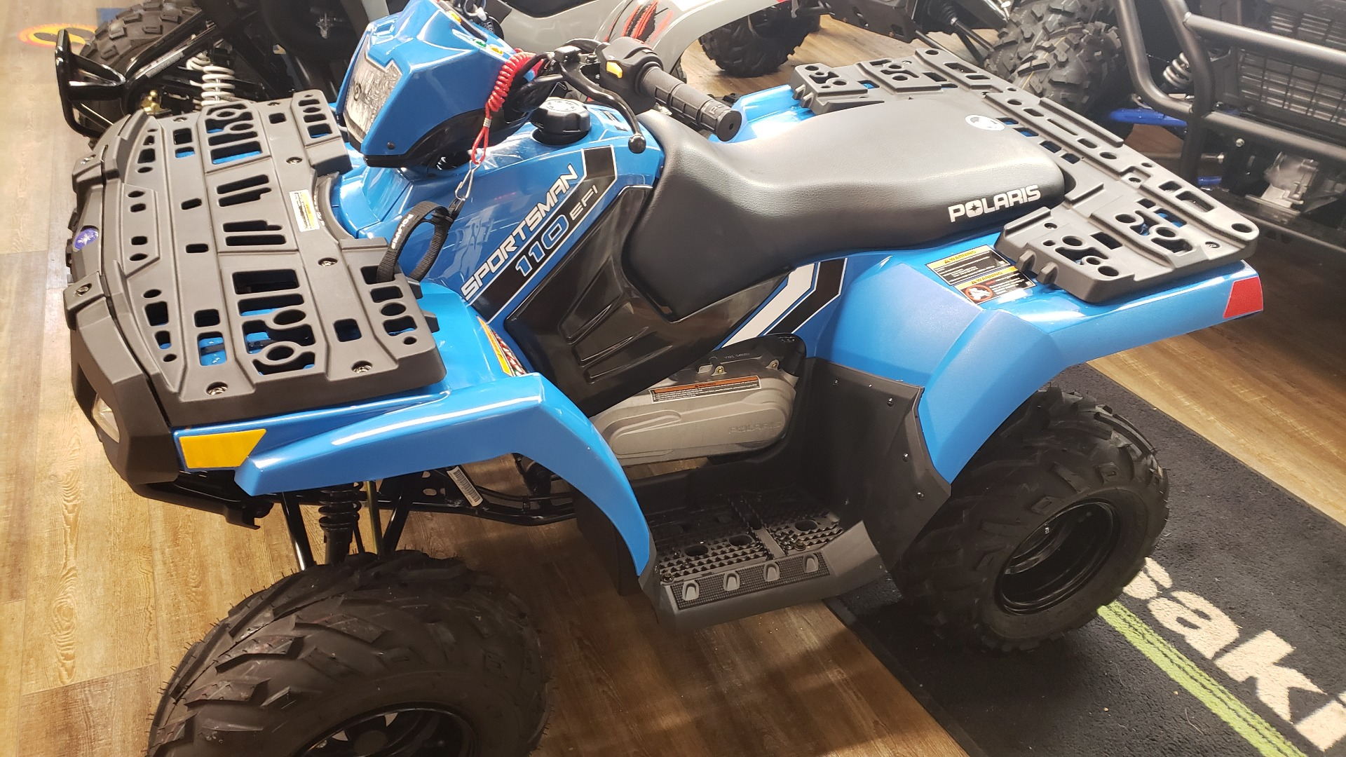 2021 Polaris Sportsman 110 EFI in Ledgewood, New Jersey - Photo 1