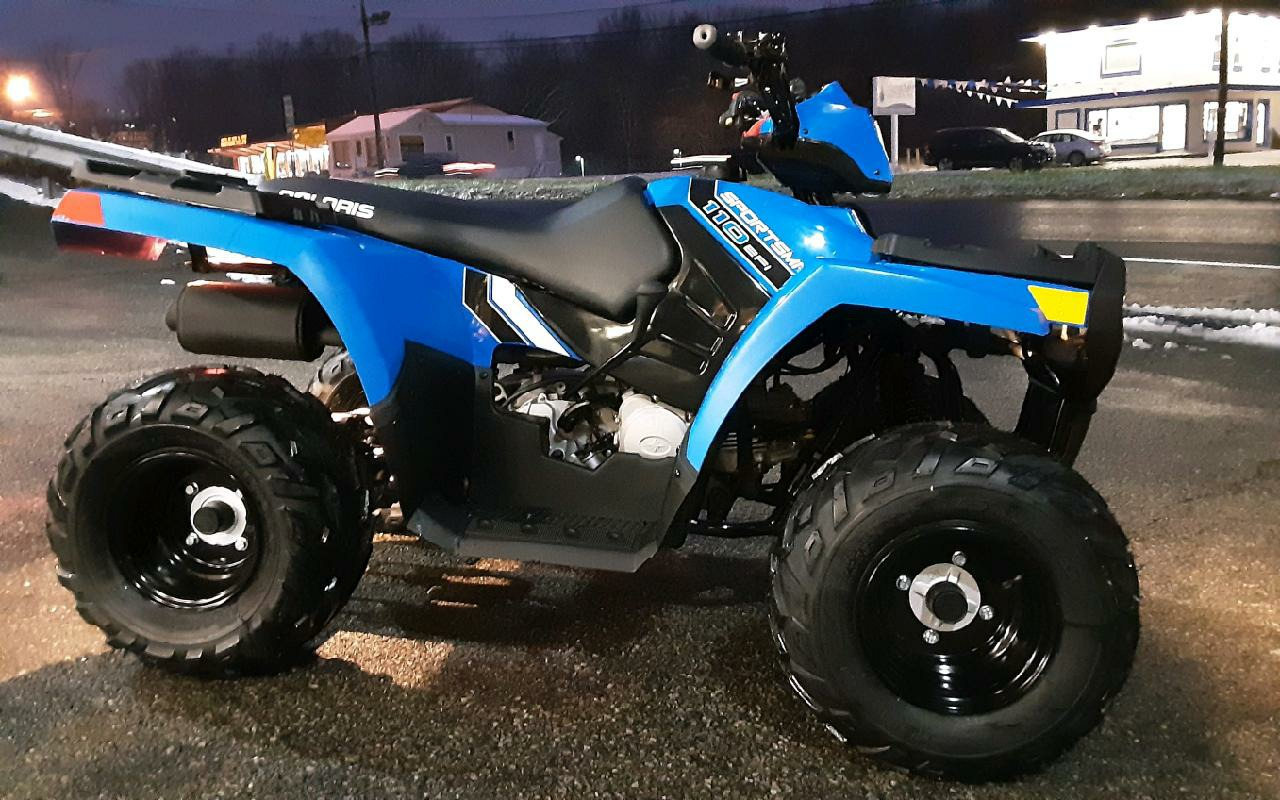 2021 Polaris Sportsman 110 EFI in Ledgewood, New Jersey - Photo 2