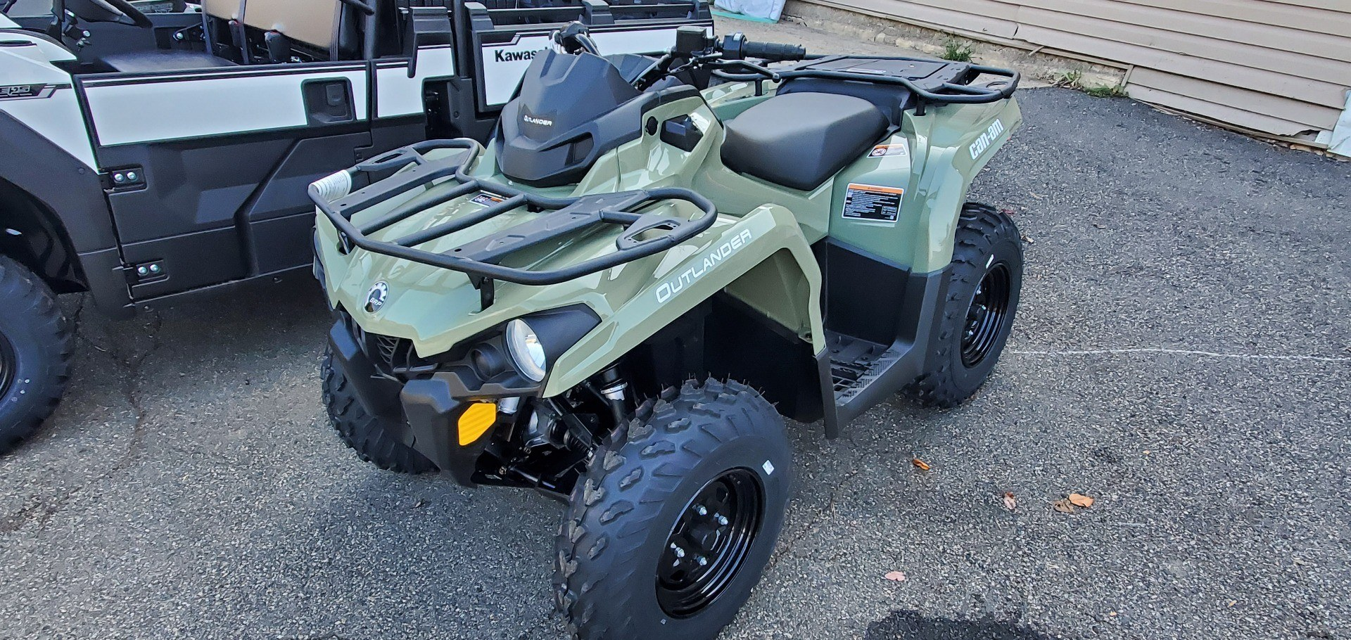 2019 Can-Am Outlander 570 for sale 6542