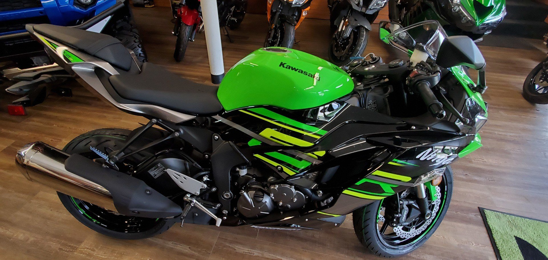 2019 Kawasaki Ninja ZX-6R ABS KRT Edition in Ledgewood, New Jersey - Photo 3