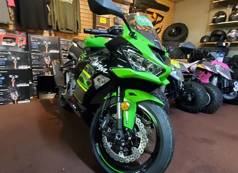 2019 Kawasaki Ninja ZX-6R ABS KRT Edition in Ledgewood, New Jersey - Photo 5