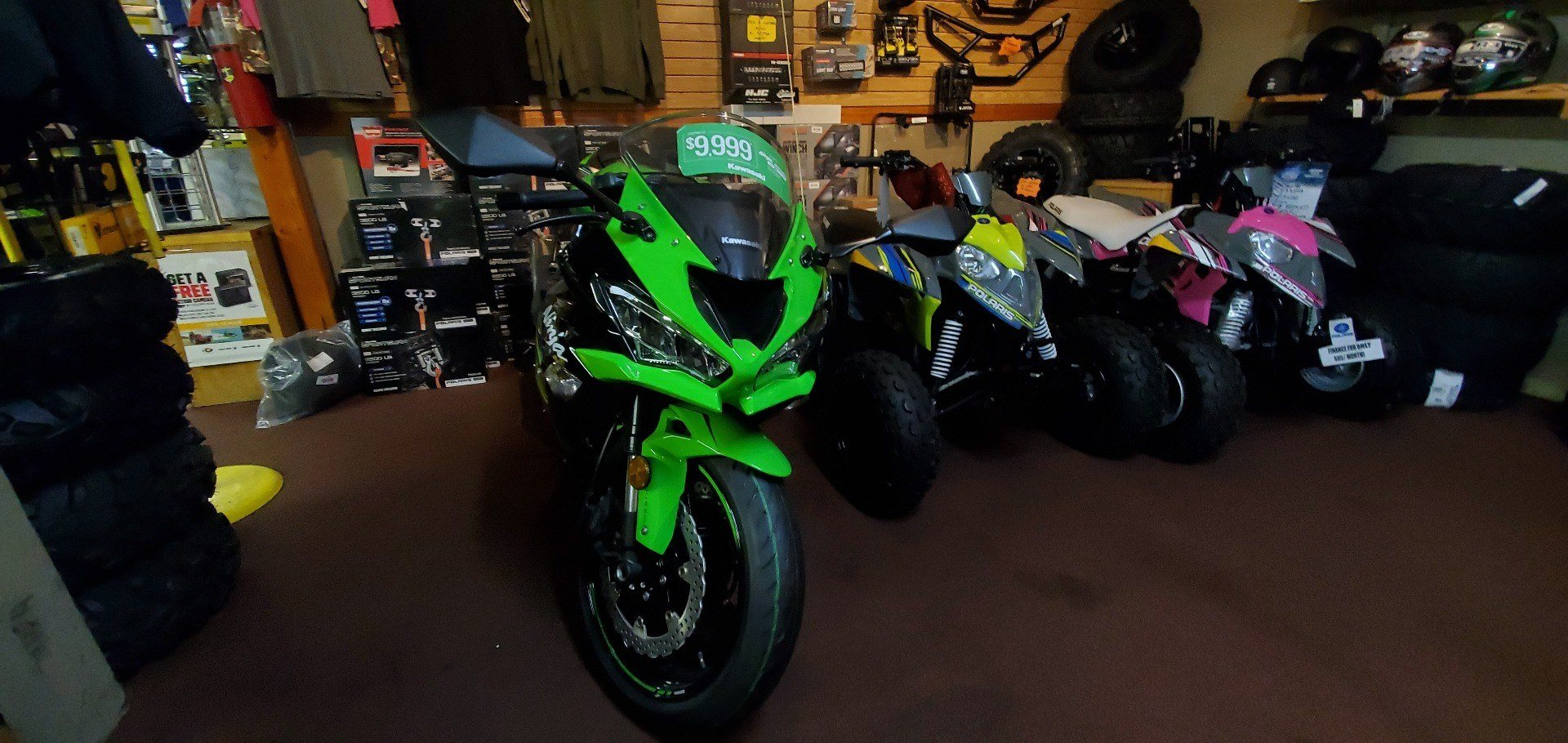 2019 Kawasaki Ninja ZX-6R ABS KRT Edition in Ledgewood, New Jersey - Photo 8