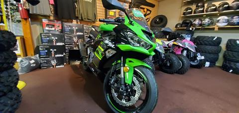 2019 Kawasaki Ninja ZX-6R ABS KRT Edition in Ledgewood, New Jersey - Photo 9