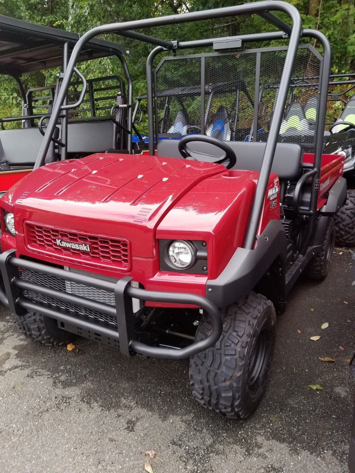 2019 Kawasaki Mule 4010 4x4 for sale 5382
