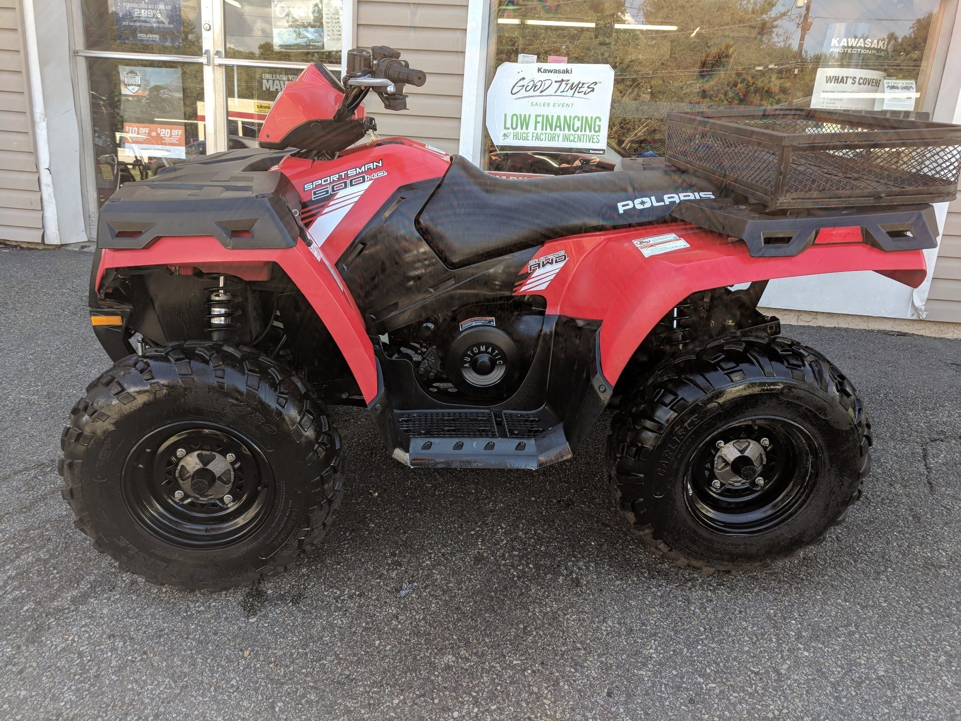2013 Polaris Sportsman 500 H.O. for sale 2703