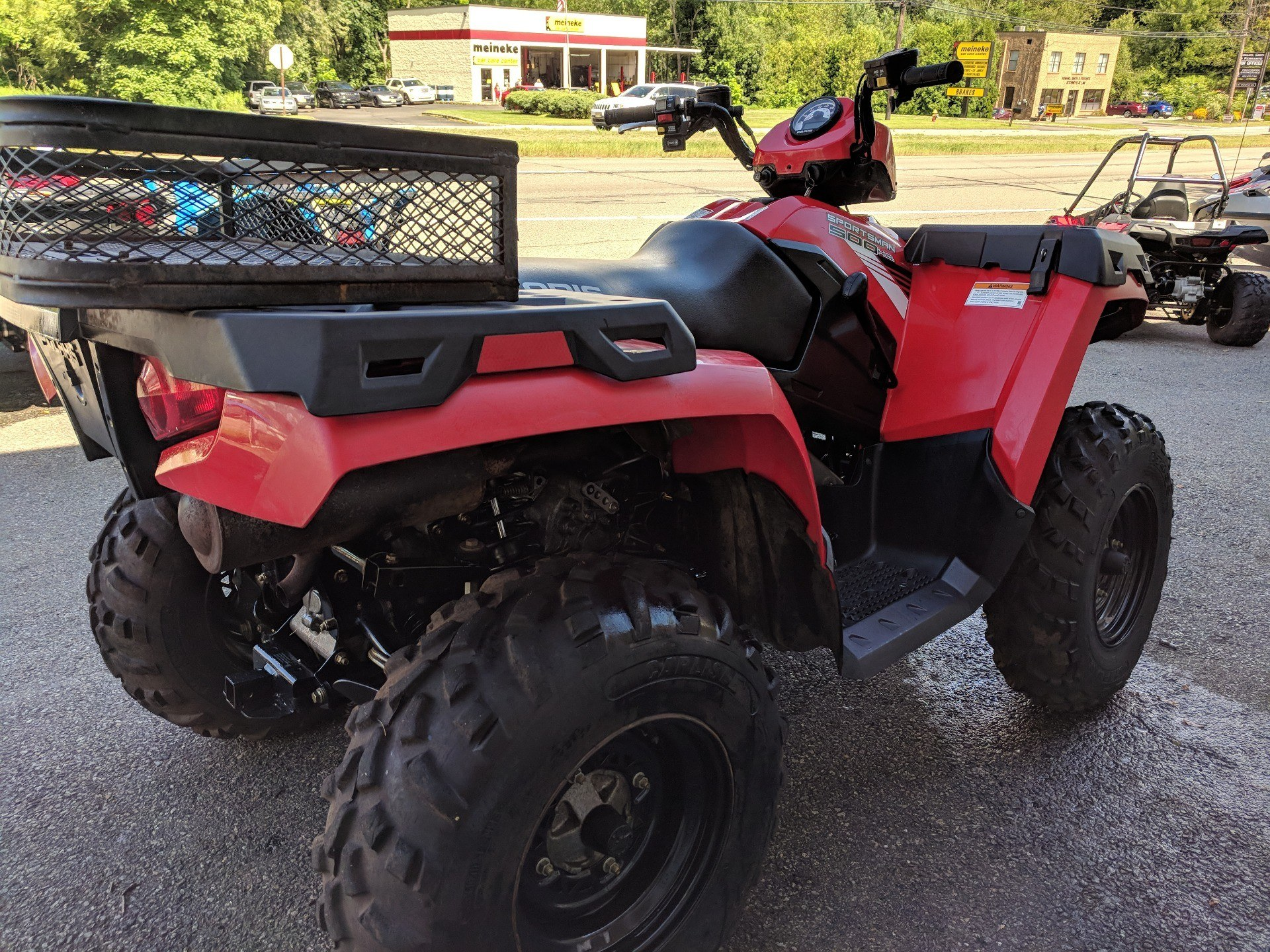 2013 Polaris Sportsman® 500 H.O. in Ledgewood, New Jersey - Photo 7