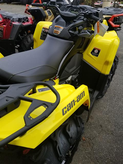 2019 Can-Am Outlander X mr 570 in Ledgewood, New Jersey