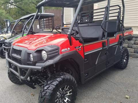 2019 Kawasaki Mule PRO-FXT EPS LE in Ledgewood, New Jersey