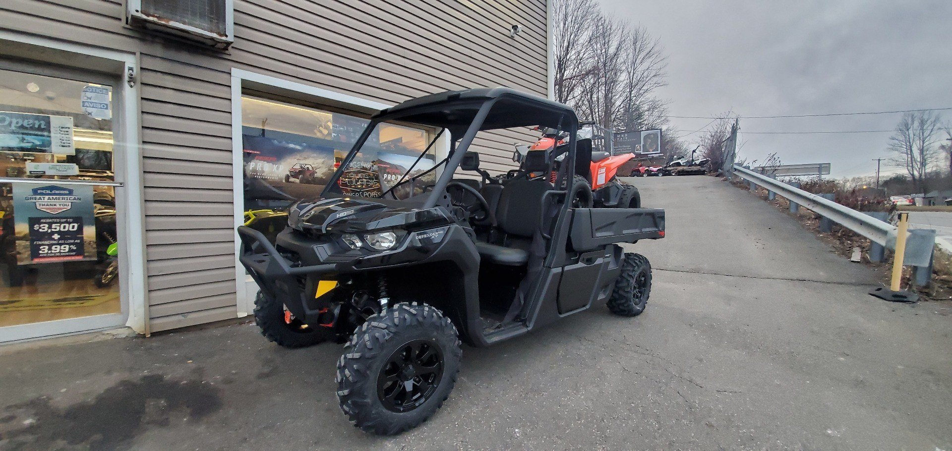 2020 Can-Am Defender Pro XT HD10 in Ledgewood, New Jersey - Photo 2