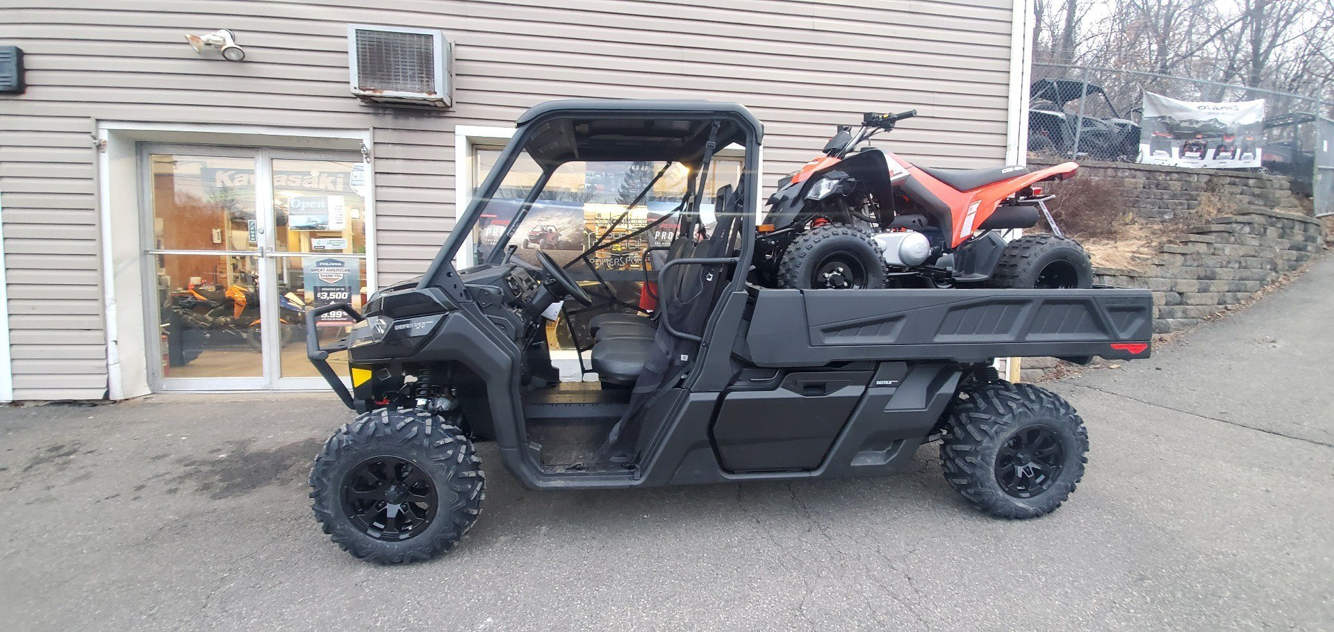 2020 Can-Am Defender Pro XT HD10 in Ledgewood, New Jersey - Photo 3
