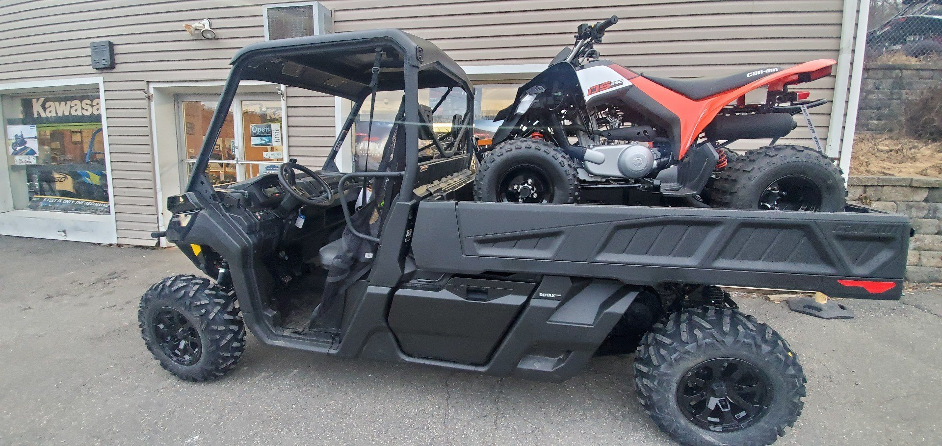 2020 Can-Am Defender Pro XT HD10 in Ledgewood, New Jersey - Photo 4