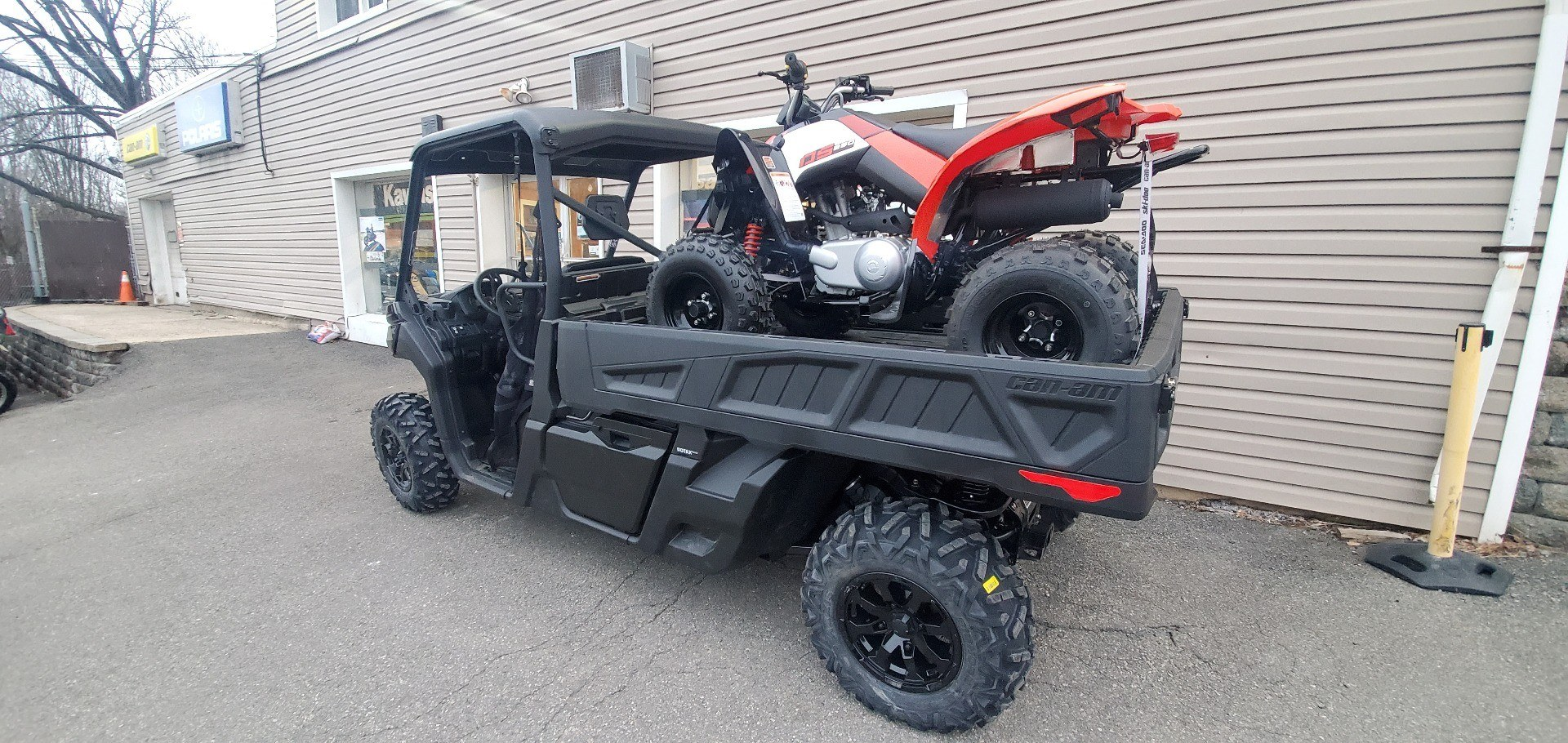 2020 Can-Am Defender Pro XT HD10 in Ledgewood, New Jersey - Photo 5