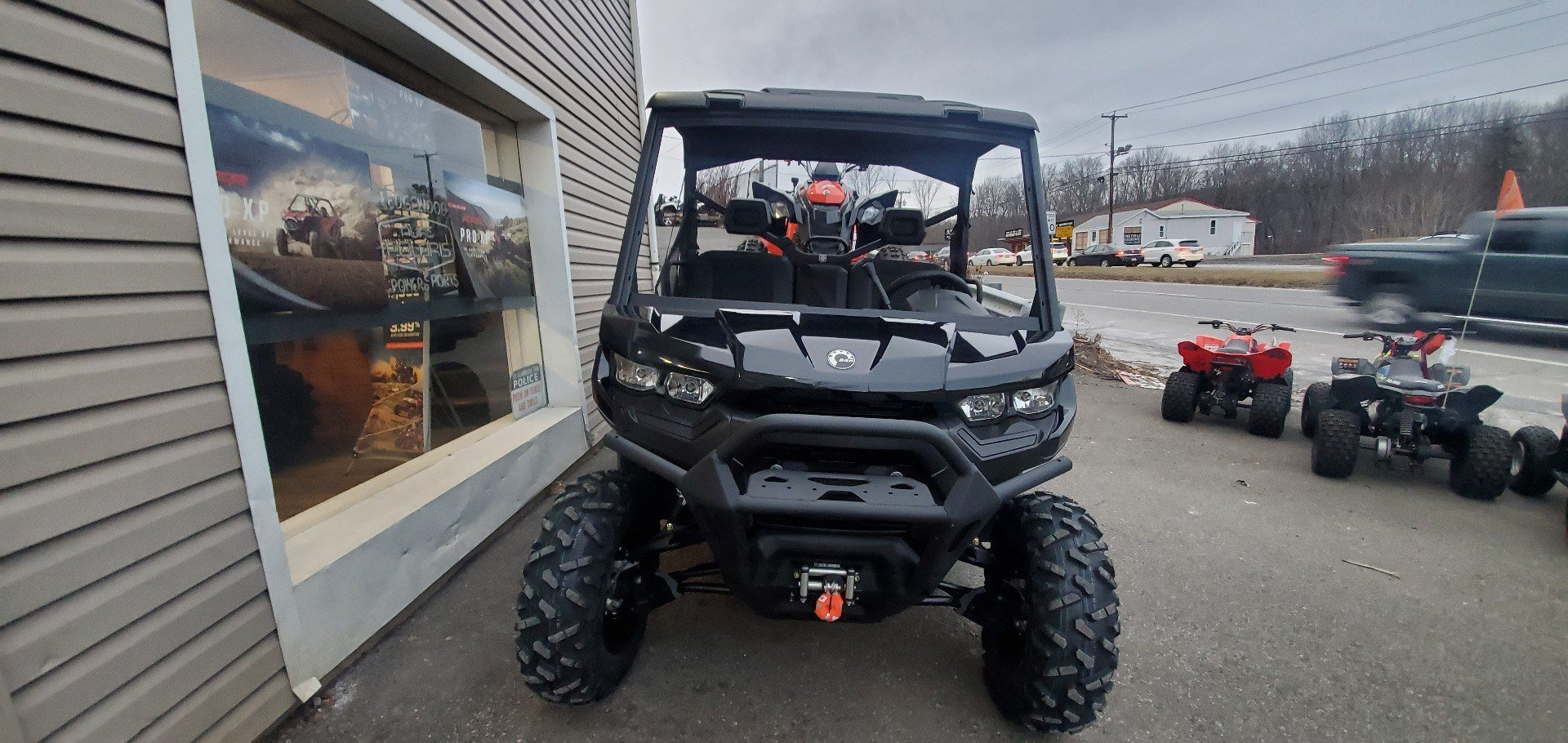 2020 Can-Am Defender Pro XT HD10 in Ledgewood, New Jersey - Photo 7