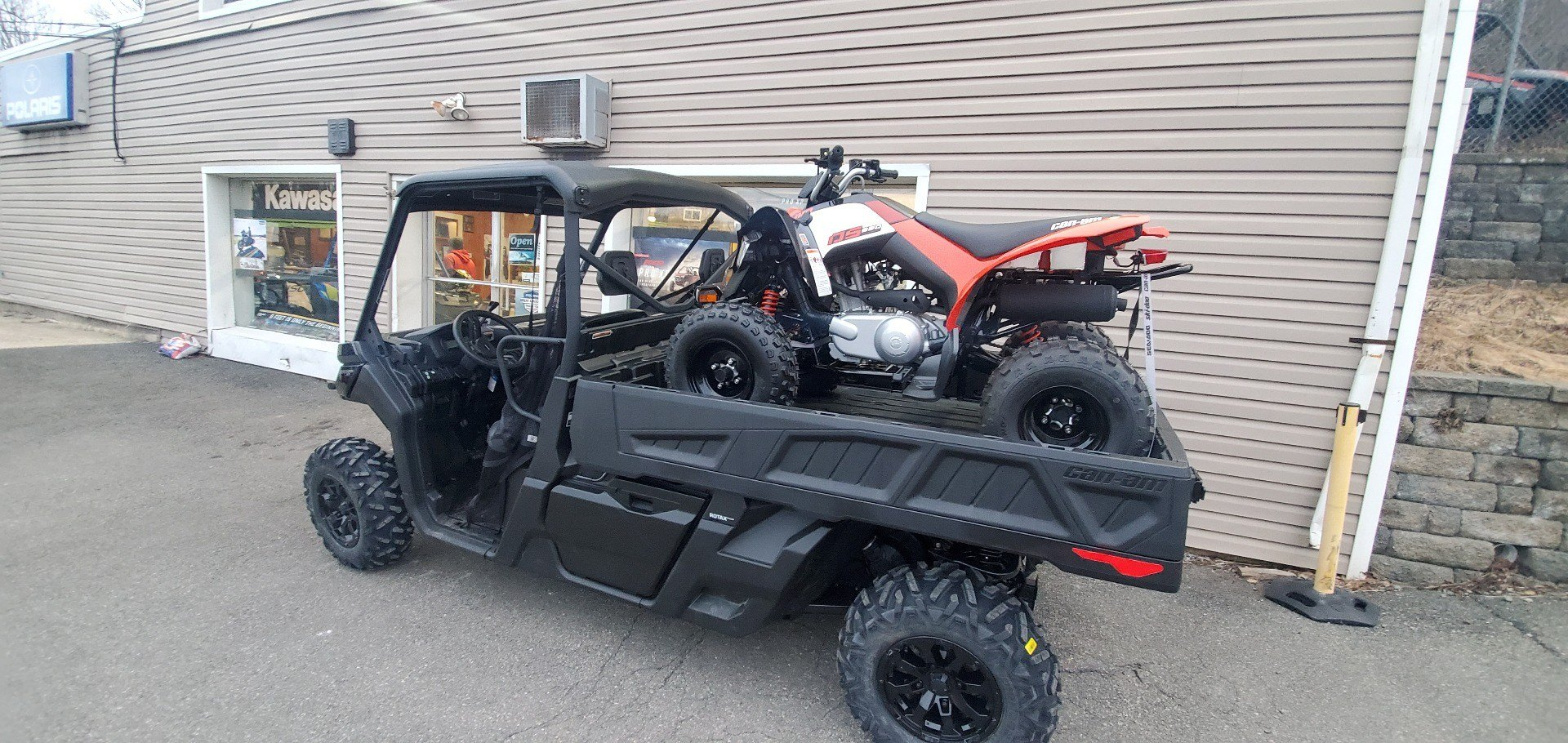 2020 Can-Am Defender Pro XT HD10 in Ledgewood, New Jersey - Photo 8