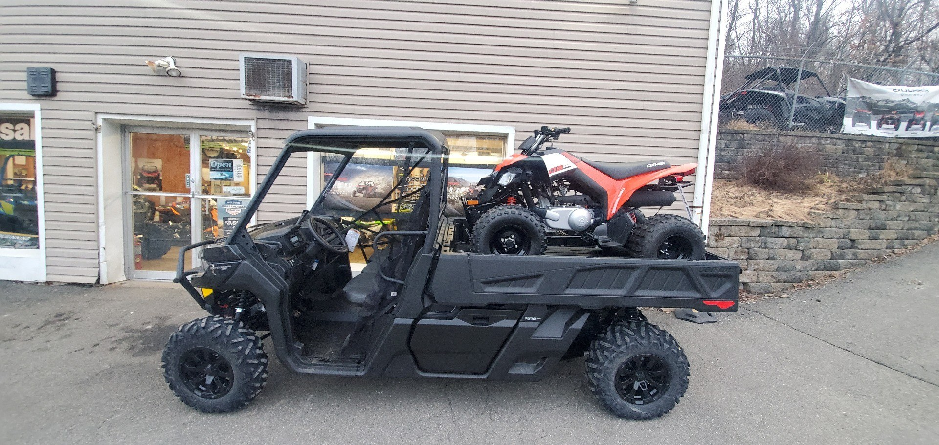 2020 Can-Am Defender Pro XT HD10 in Ledgewood, New Jersey - Photo 9