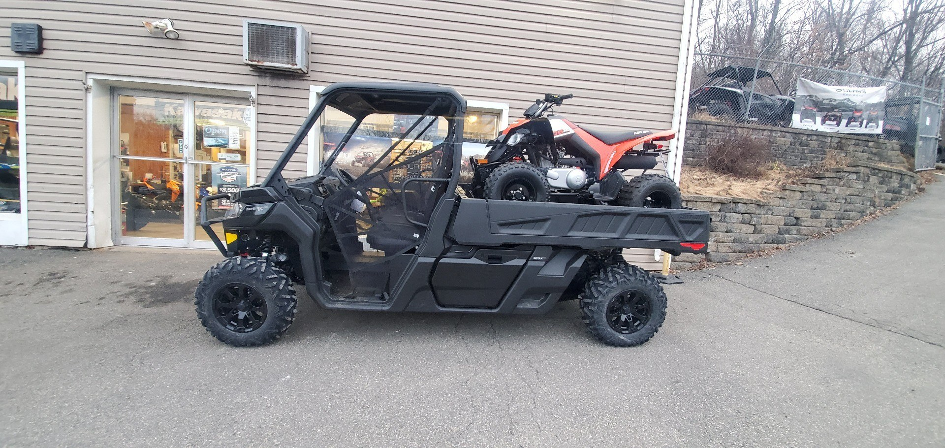 2020 Can-Am Defender Pro XT HD10 in Ledgewood, New Jersey - Photo 10