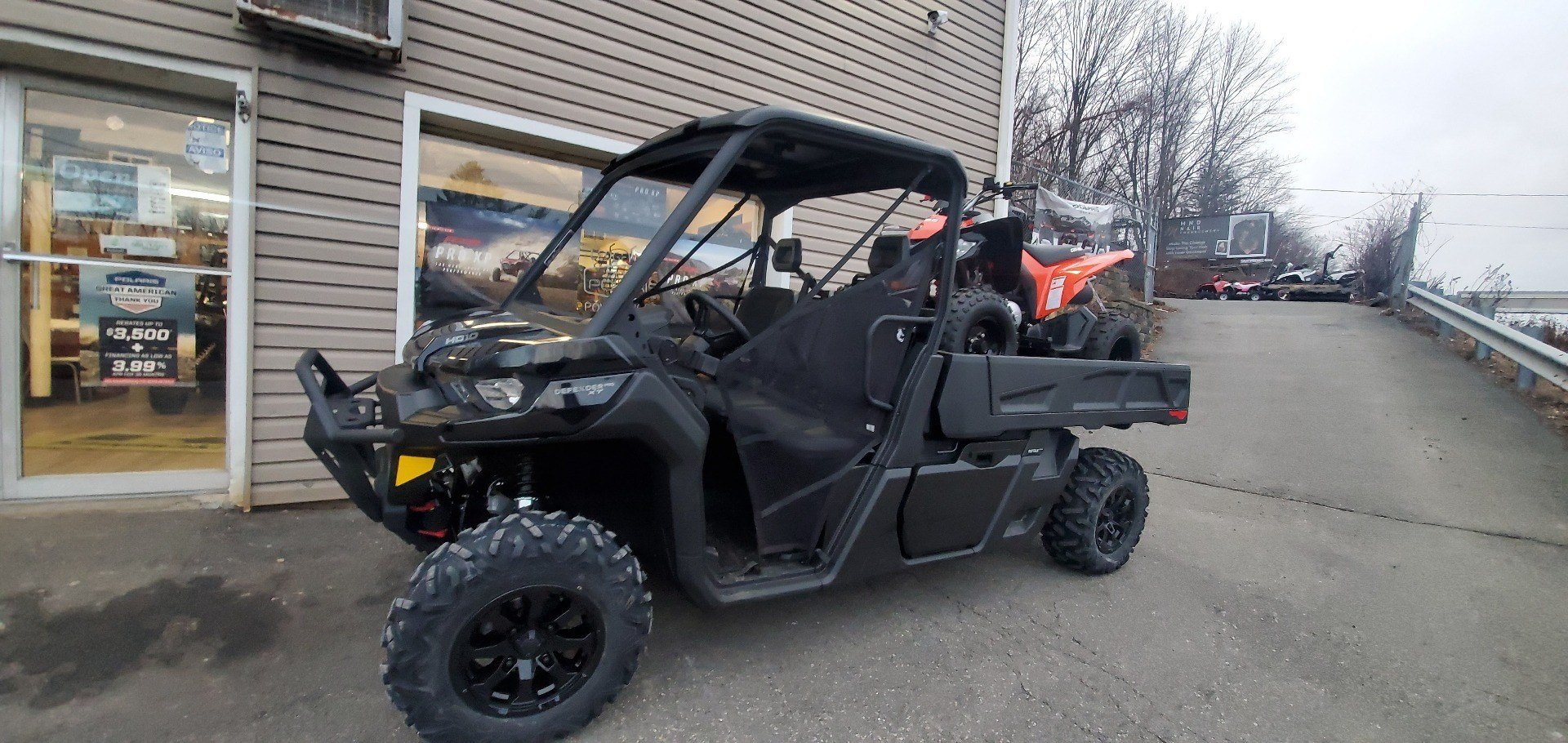 2020 Can-Am Defender Pro XT HD10 in Ledgewood, New Jersey - Photo 11