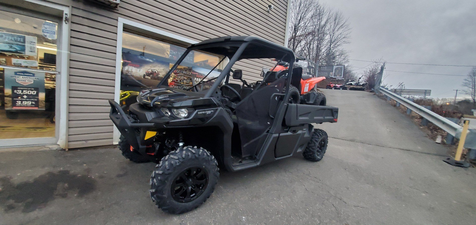 2020 Can-Am Defender Pro XT HD10 in Ledgewood, New Jersey - Photo 12