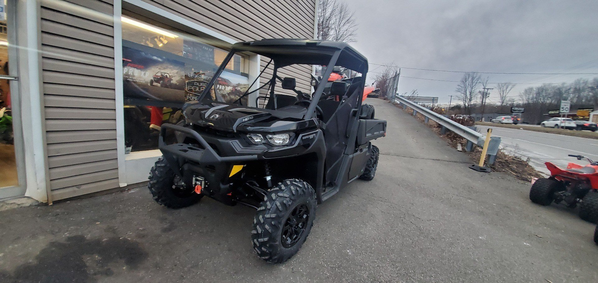 2020 Can-Am Defender Pro XT HD10 in Ledgewood, New Jersey - Photo 13