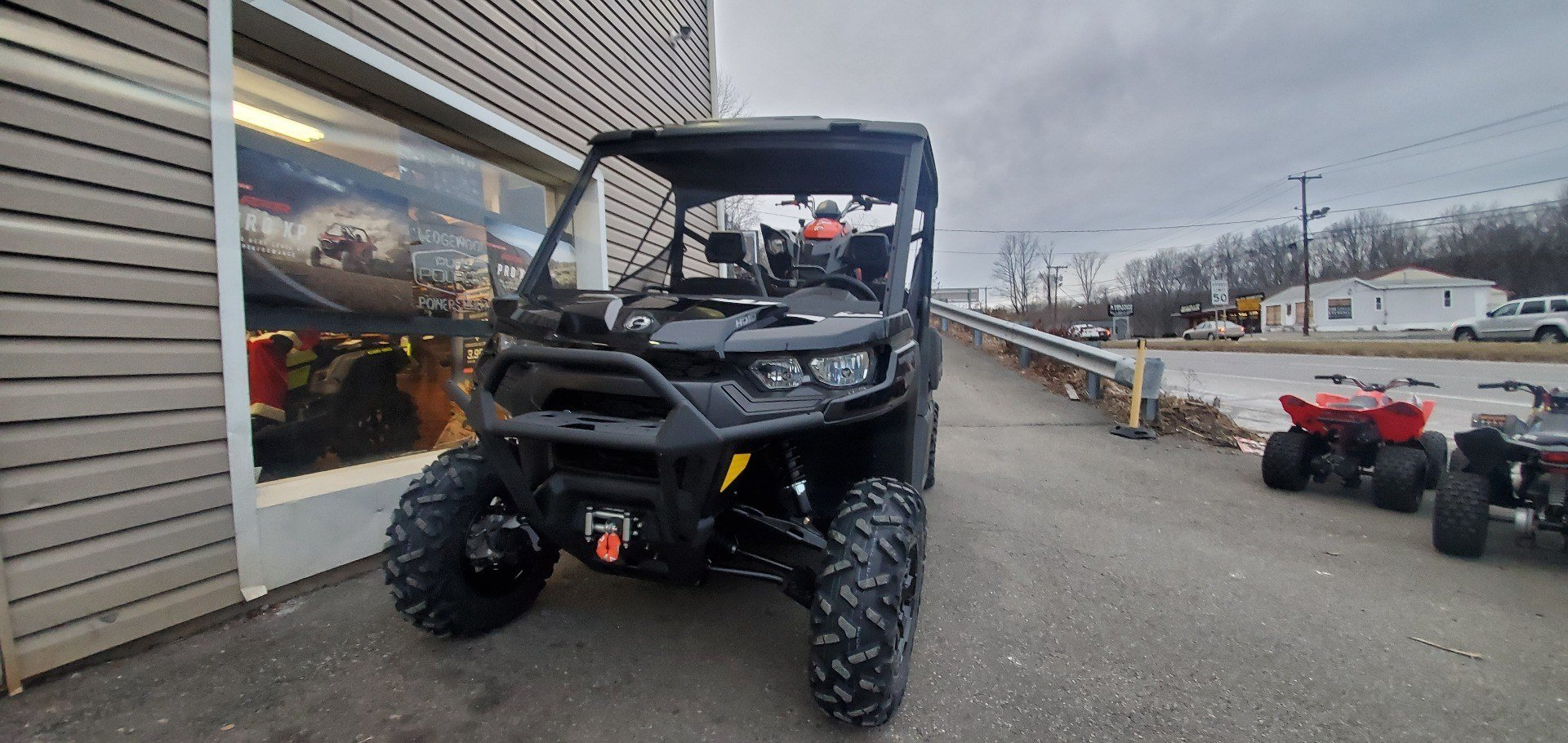 2020 Can-Am Defender Pro XT HD10 in Ledgewood, New Jersey - Photo 14