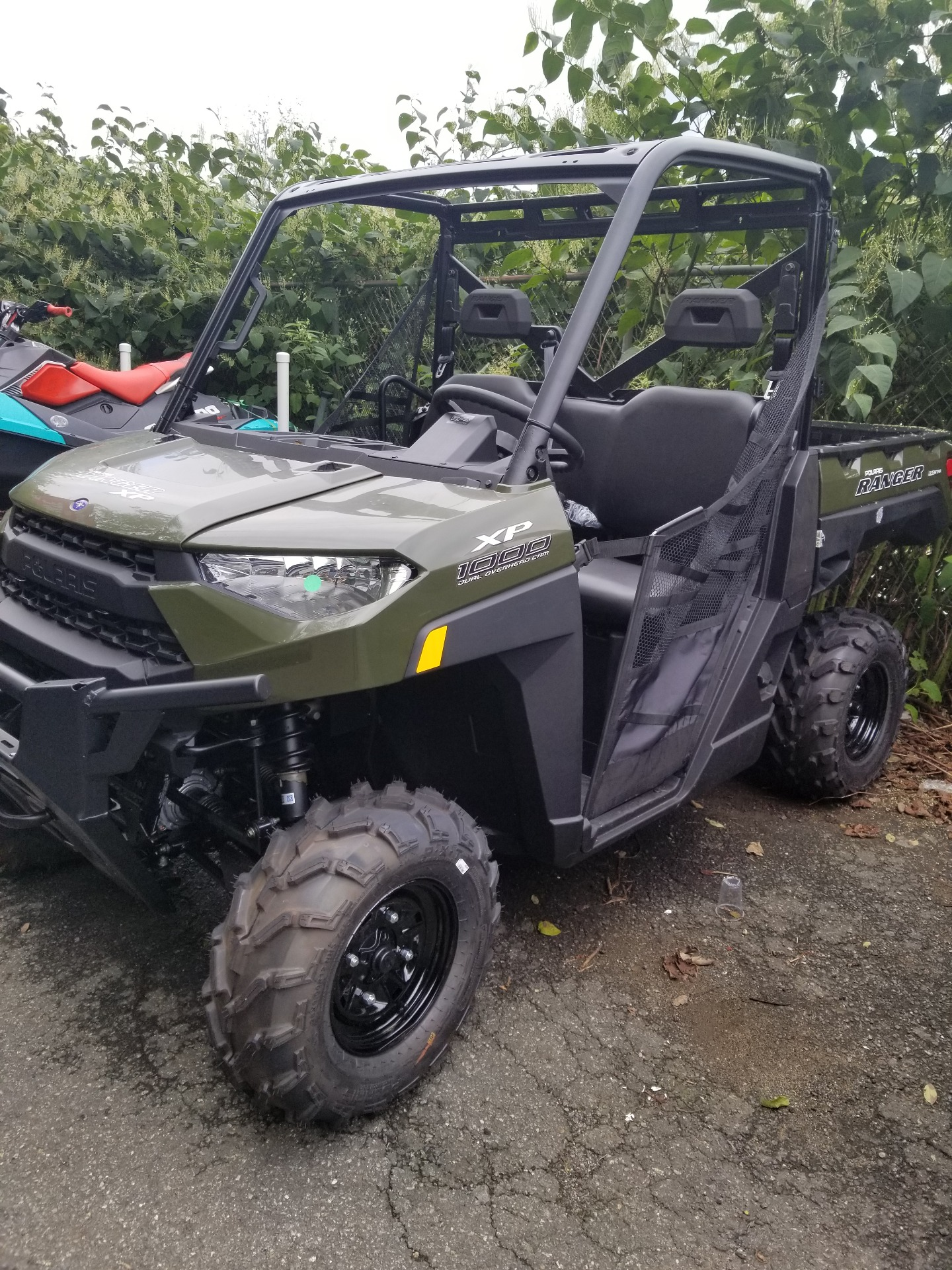 2019 Polaris Ranger XP 1000 EPS in Ledgewood, New Jersey - Photo 4