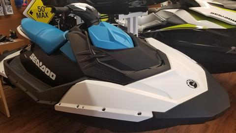 2018 Sea-Doo SPARK 3up 900 H.O. ACE iBR & Convenience Package Plus in Ledgewood, New Jersey