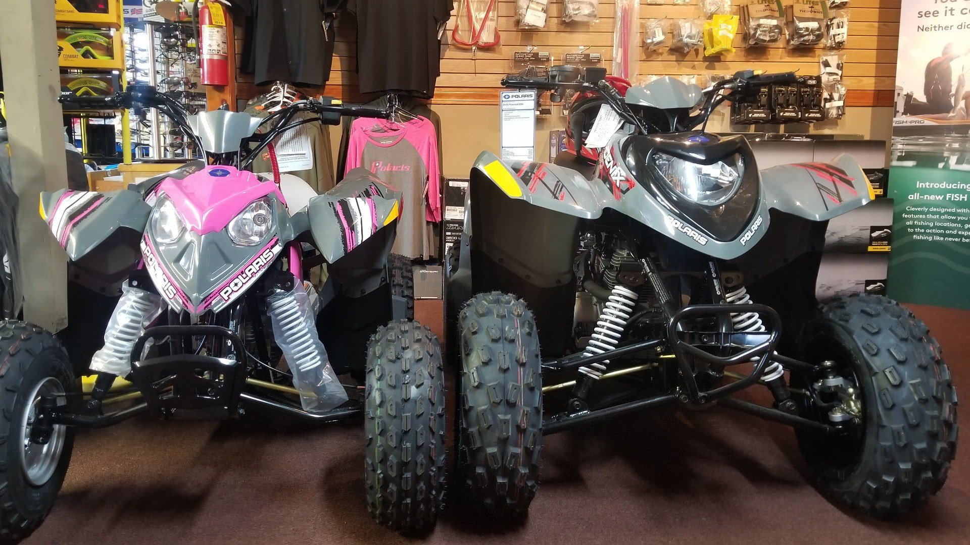 2019 Polaris Outlaw 110 in Ledgewood, New Jersey - Photo 2