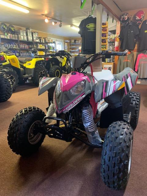2019 Polaris Outlaw 110 in Ledgewood, New Jersey - Photo 4