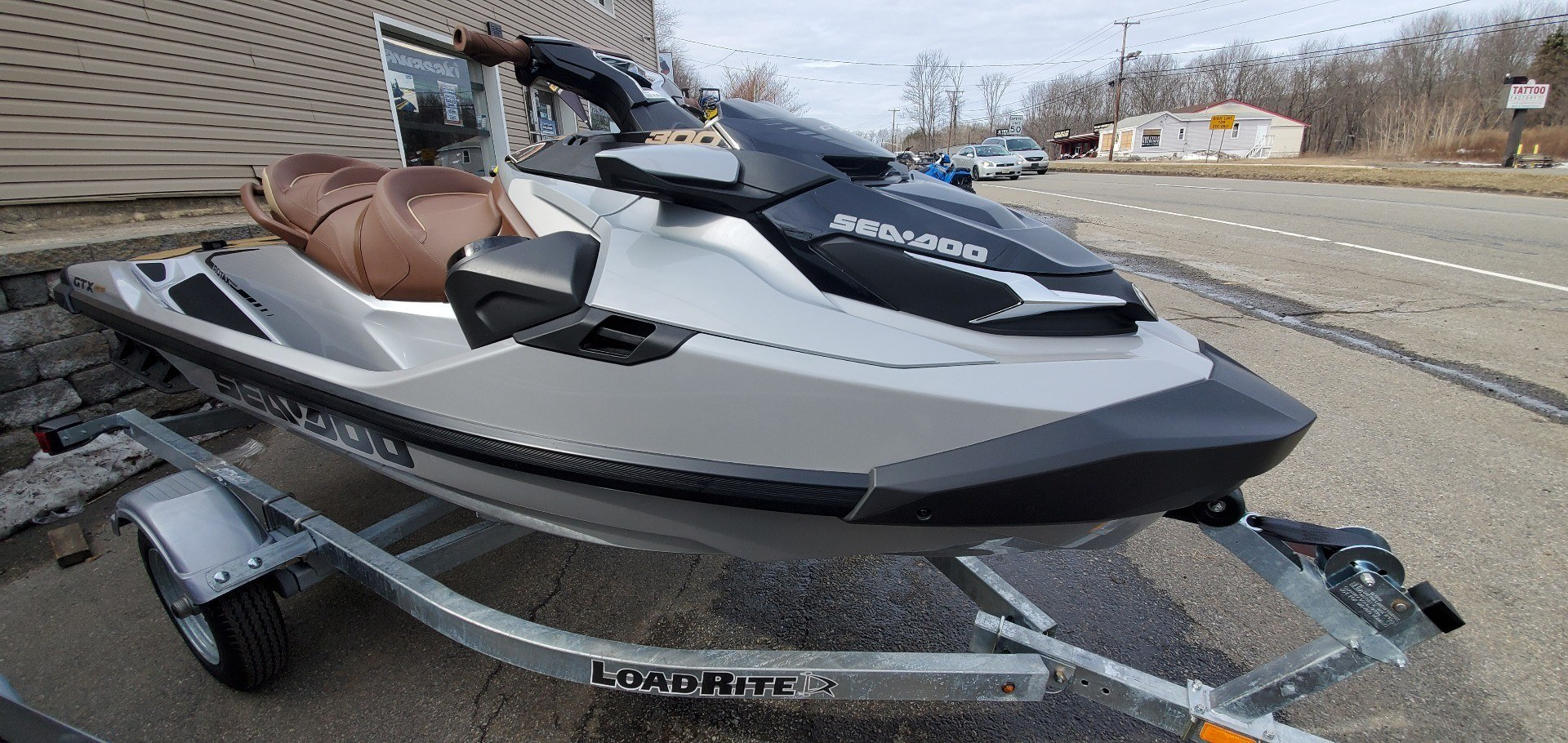 2019 Sea-Doo GTX Limited 300 + Sound System for sale 1005