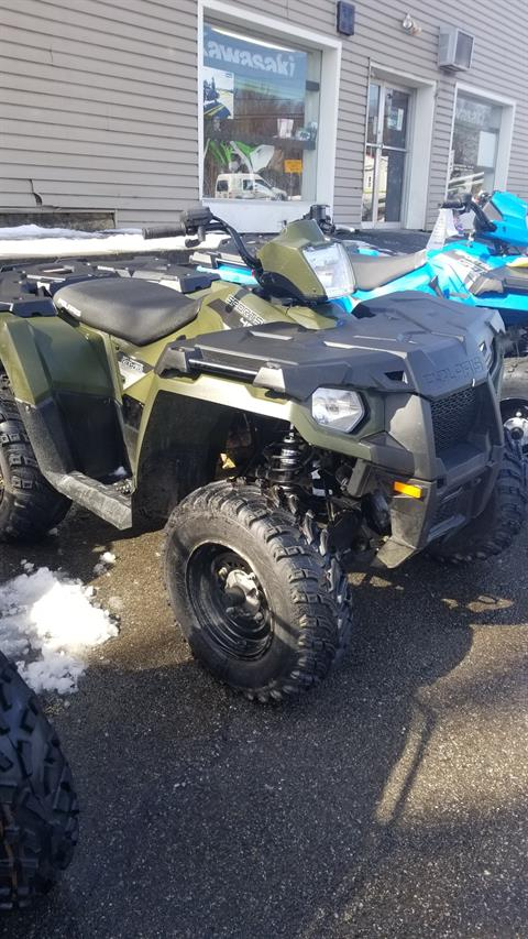 2016 Polaris Sportsman 450 H.O. in Ledgewood, New Jersey - Photo 5