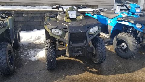 2016 Polaris Sportsman 450 H.O. in Ledgewood, New Jersey - Photo 1