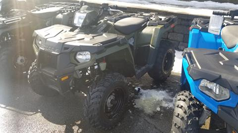 2016 Polaris Sportsman 450 H.O. in Ledgewood, New Jersey - Photo 10