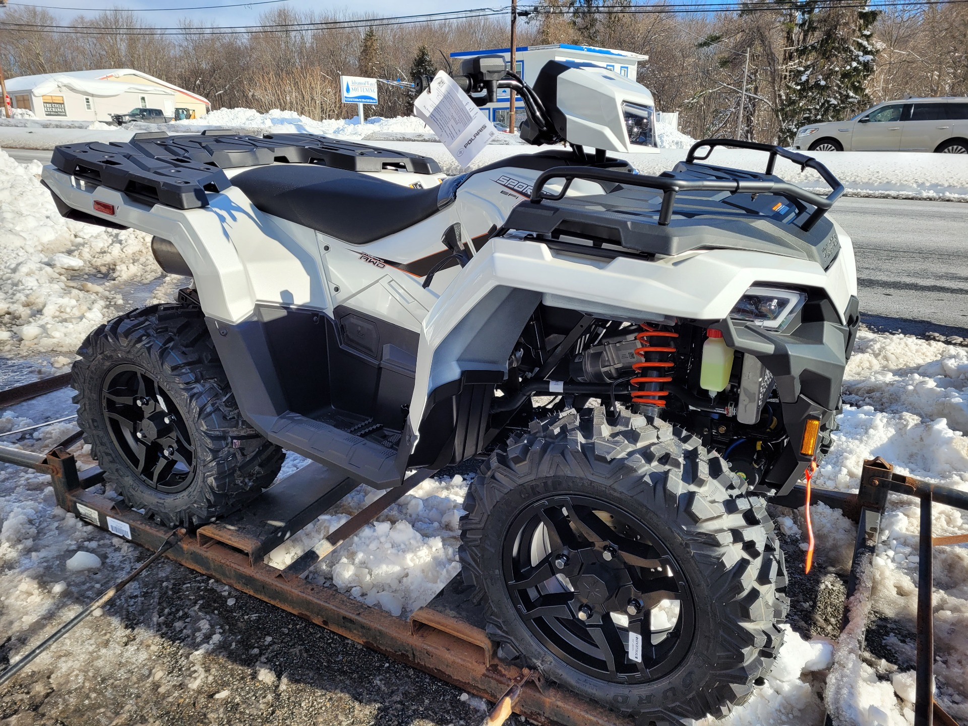 2021 Polaris Sportsman 570 Ultimate Trail Limited Edition in Ledgewood, New Jersey - Photo 2