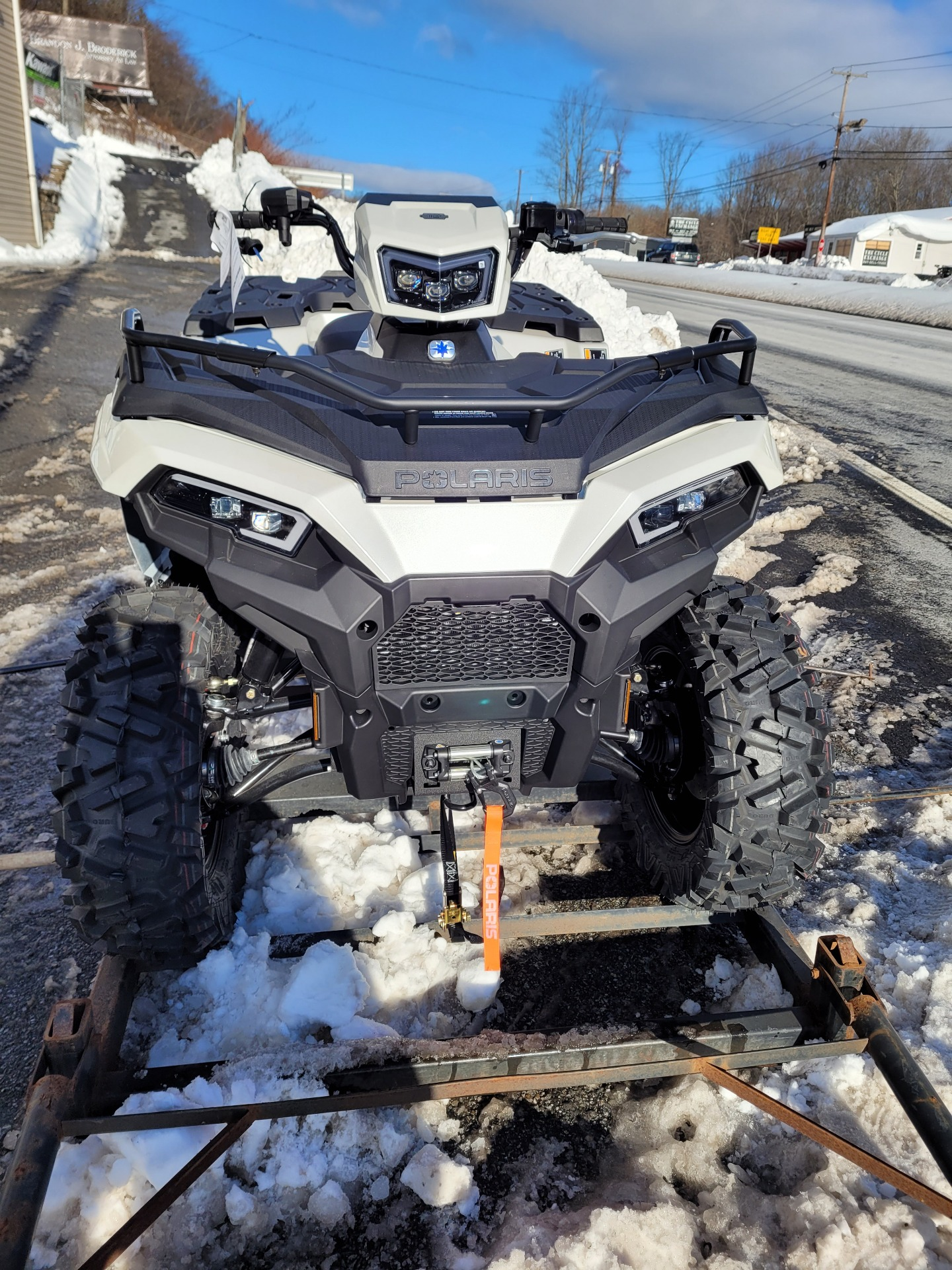 2021 Polaris Sportsman 570 Ultimate Trail Limited Edition in Ledgewood, New Jersey - Photo 3