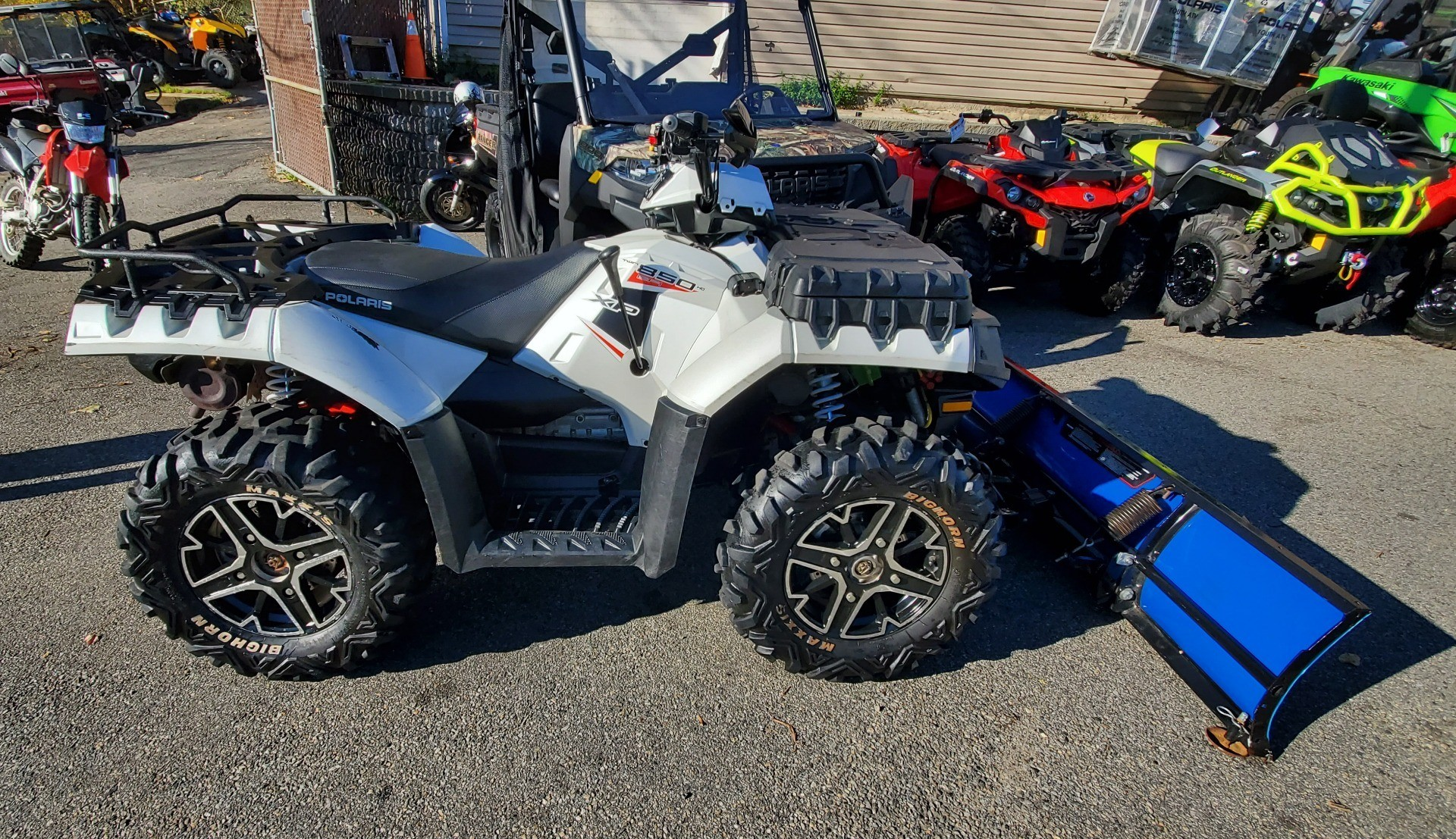 2014 Polaris Sportsman XP® 850 H.O. EPS LE in Ledgewood, New Jersey - Photo 2