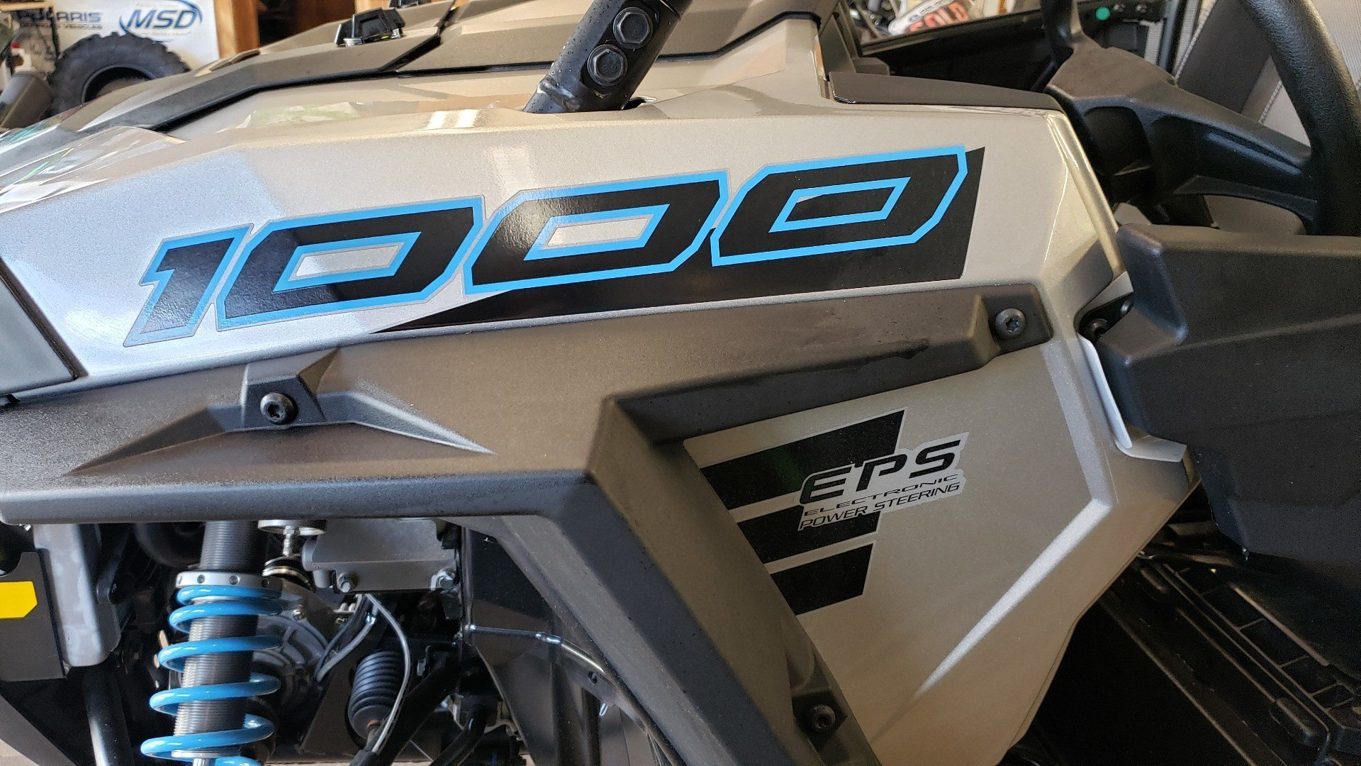 2020 Polaris RZR S 1000 Premium in Ledgewood, New Jersey - Photo 2