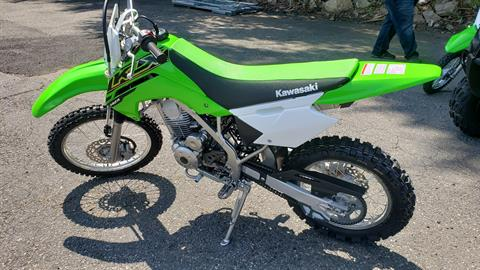 2021 Kawasaki KLX 140R in Ledgewood, New Jersey - Photo 1