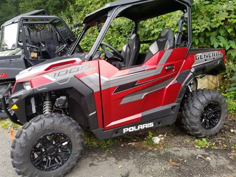 2018 Polaris General 1000 EPS Ride Command Edition in Ledgewood, New Jersey