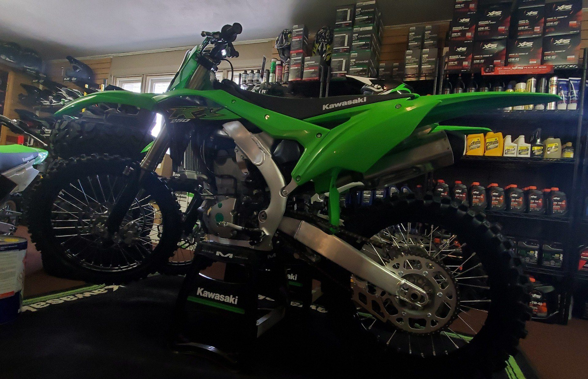 2020 Kawasaki KX 250 in Ledgewood, New Jersey - Photo 6